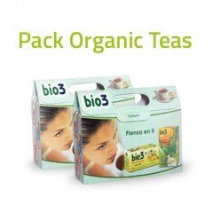 Pack Pure Organic Teas