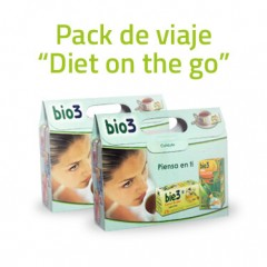 "Pack de viaje ""Diet on the go"""
