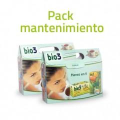 Pack Weight Maintenance