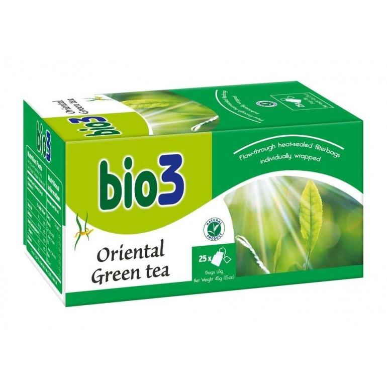 Bio3 Oriental Green Tea