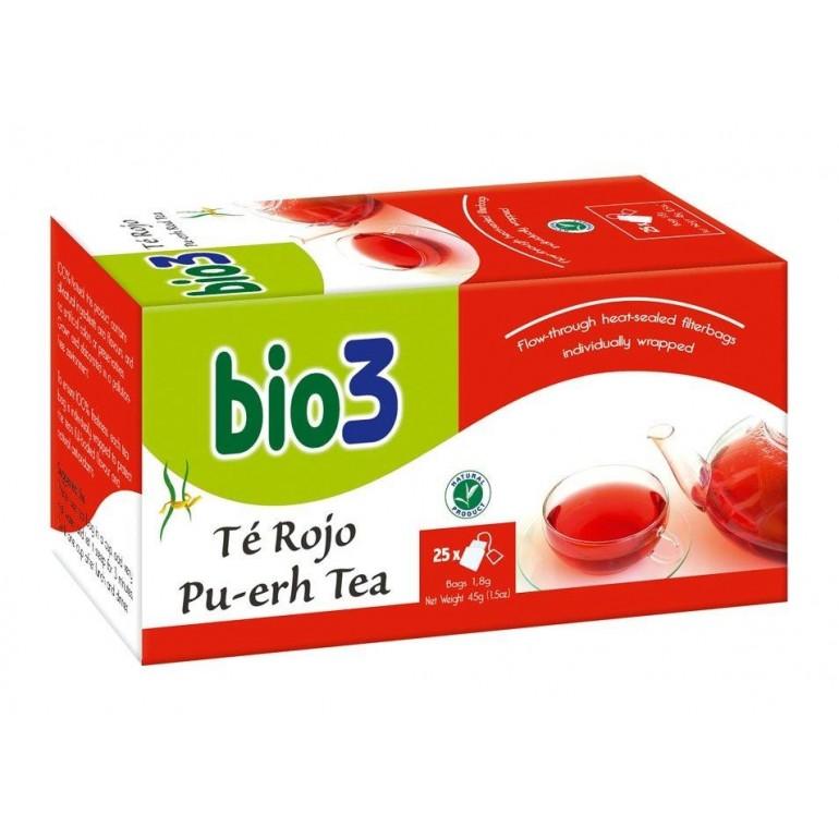 Bio3 Pu-erh Tea 25