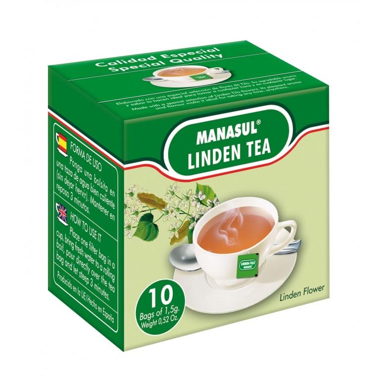 MANASUL Linden Tea 10