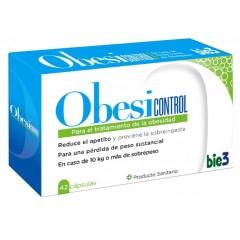 ObesiCONTROL - 42 cápsulas - Producto Sanitario